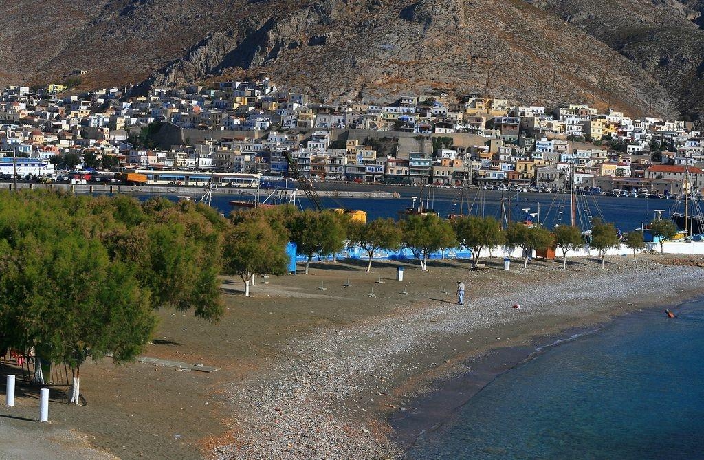 Kalymnos beaches