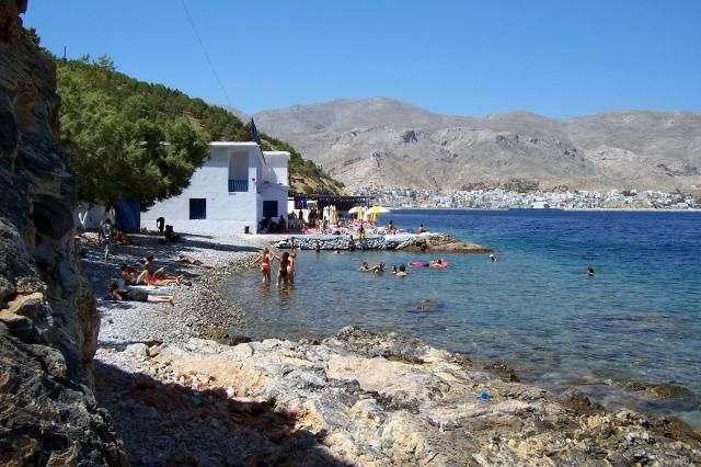 Kalymnos beaches