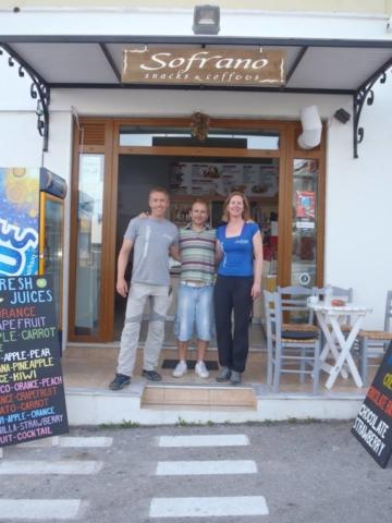 Sofrano Snack Bar