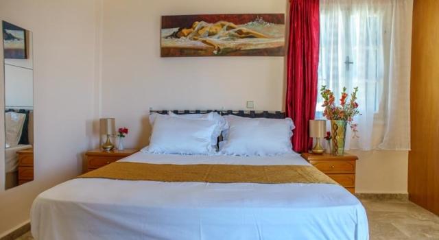 Melinas apartments