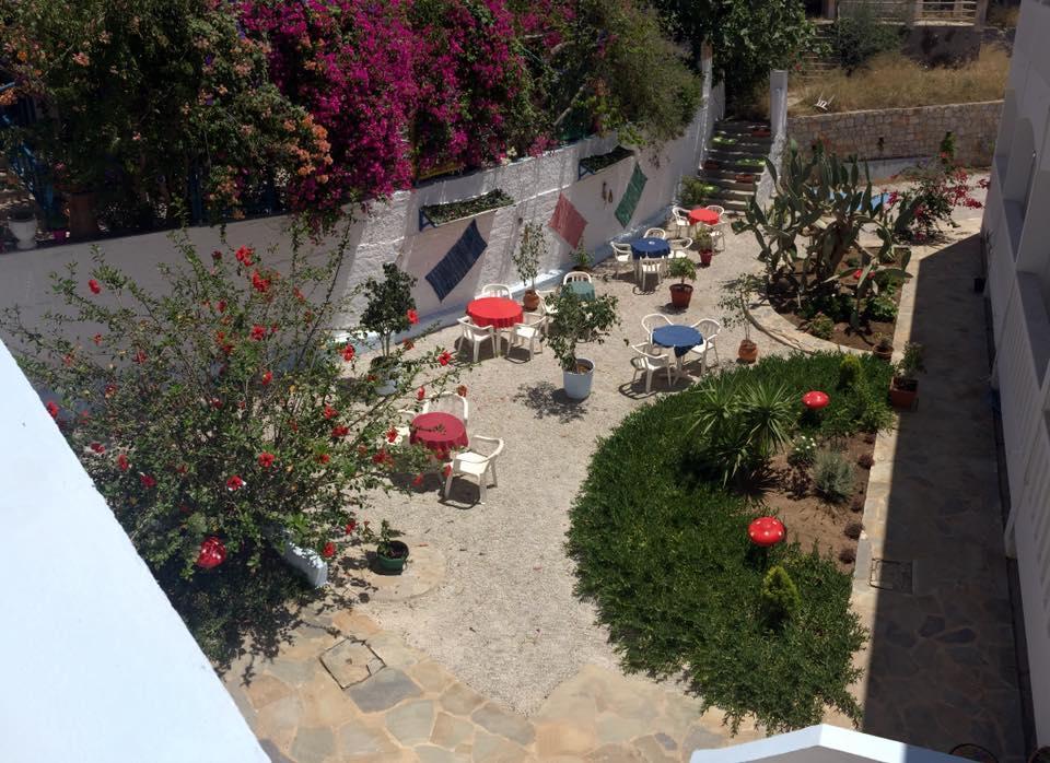 Hermes hotel Kalymnos