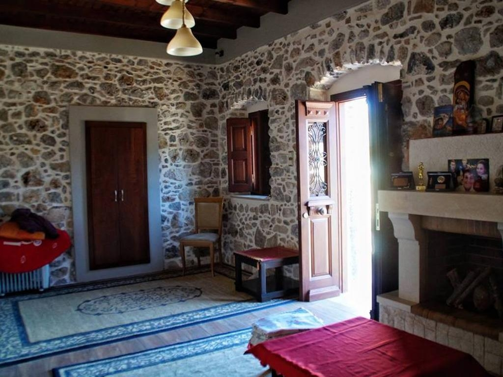 Sevi's traditional house