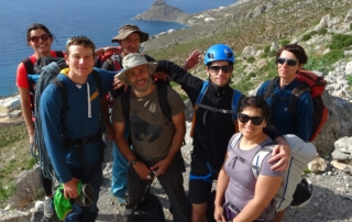Kalymnos Climbing Guide With Simon Montmory