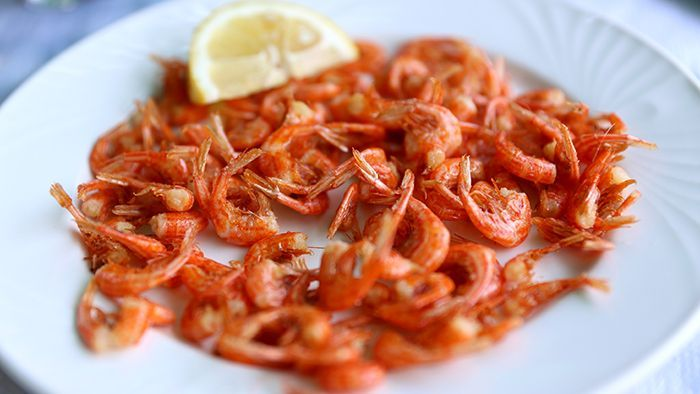Kalymnos seasfood