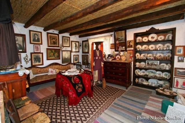 FOLKORE MUSEUM - KALYMNIAN HOUSE