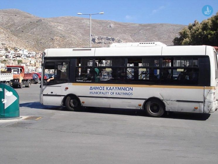 KALYMNOS BUS TIMETABLE