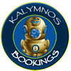 Kalymnos Bookings Logo