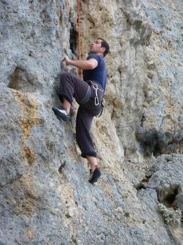 Climb In Kalymnos With Loukas Dourdourekas