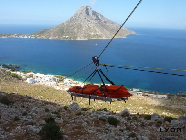 Kalymnos rescue team